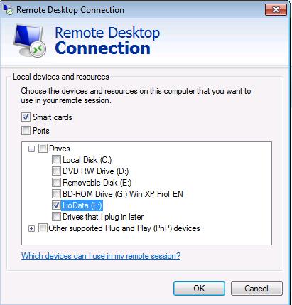 Cara Transfer File dari server RDP