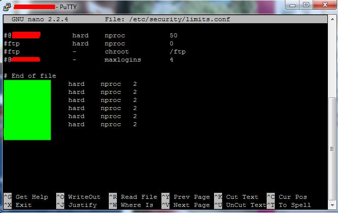 User yang dilimit Cara membatasi User Login SSH (userlimit) di VPS CentOS