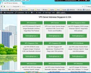 pilihan server Cara membeli VPS