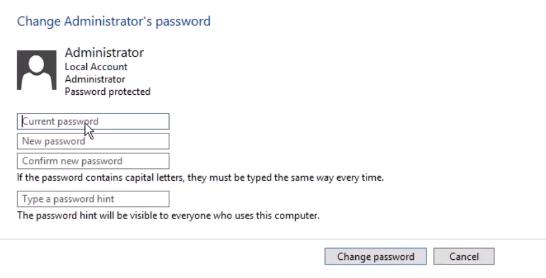 Cara Mengganti Password RDP dan VPS Windows Administrator